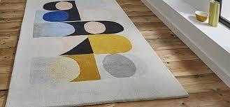 modern wool rugs contemporary expressrugs uk orange modern runner rugs