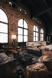 contemporary attic bedroom ideas displaying cool. Grand Salon Ou Showroom Dans Une Ambiance De Loft Industriel Deco Design Contemporary Attic Bedroom Ideas Displaying Cool A
