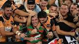 I needed 15 stitches`: Souths debutant cuts leg in post-match fence hop