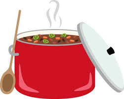 chili soup clip art. Bowlful Of Steamy Hot Chili Is Simple Hearty And Feeds The Soul On Soup Clip Art
