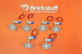 lego lighting. brickstuff lighting kit for the lego ghostbusters firehouse headquarters lego