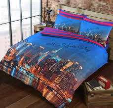 details about new york city pattern luxurious modern stylish duvet cover sets bedding sets nz