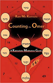Chart For Counting The Omer Counting The Omer A Kabbalistic Meditation Guide Min
