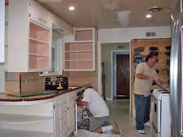 Kitchen Remodel Contractors Painting Best Decoration