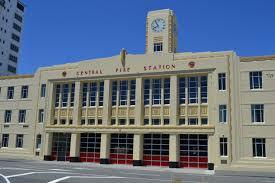 Wellington Central Fire Station