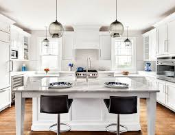 image modern kitchen lighting. kitchen island pendant lighting and counter come together in this modern interior image