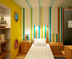 Ideas For Kids Rooms Yellow Color Hy Decor