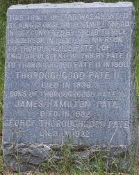 Pate Family History: Last Name Origin & Meaning