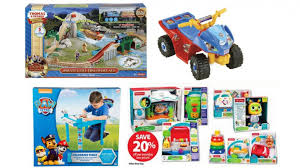 huge toy fisher toys from 1 paw patrol from 1 49 and more london s