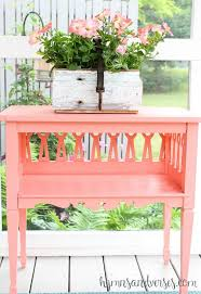 outdoor furniture colors. coral painted tablewith color recommendation outdoor furniture colors r