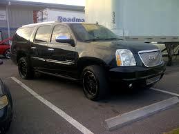For Sale - 2007 GMC Yukon Denali XL - 1 Owner - Triple Black ...