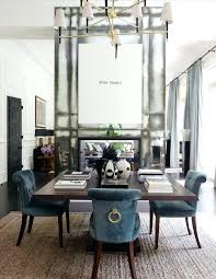 light blue dining chairs. Pale Blue Linen Dining Chairs Cottage Room With And White Extraordinary . Light