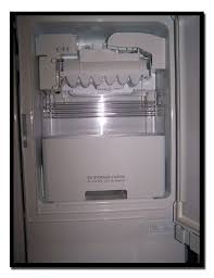 lg refrigerator with ice maker. any idea where i can get just the tray? lg refrigerator with ice maker