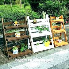 staircase plant stand tier outdoor tiered 3 three garden stands garden plant stand stands australia