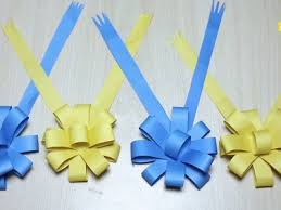 How To Make A Paper Ribbon Flower Flower How To Make Pancakes With Doha How To Make Pancakes