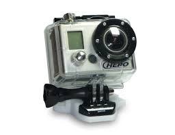 GoPro camera rig creates awesome-dude effects