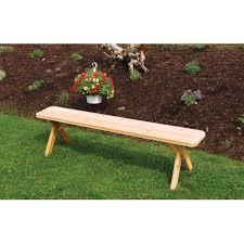 3 crossleg bench only