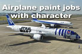 airlines like to throw some crazy paint at their planes sometimes we gathered an array