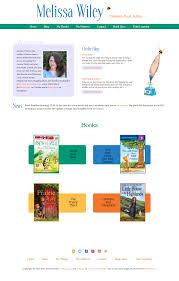 Children S Author Website Design Website Design Archives Childrens Authors Swank Web Design