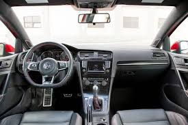 volkswagen gti 2007 interior. overall quality of the golf gtiu0027s interior materials is fantastic with attractive red contrast stitching throughout volkswagen gti 2007