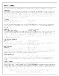 Nanny Job Description On Resume Best Of Nanny Job Description Resume Letsdeliverco