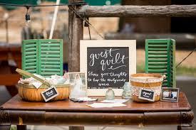 creative diy wedding guest book ideas
