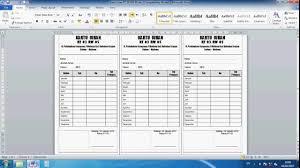 Beranda » format surat » pendaftaran » contoh format formulir pendaftaran sekolah. D I Y Cara Membuat Kartu Iuran Spp Swadaya Paguyuban Dll Youtube