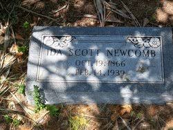 Ida Dunn Newcomb (1860-1939) - Find A Grave Memorial