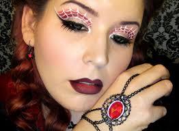 makeup spider queen