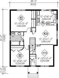 house plan for 50 foot wide lots