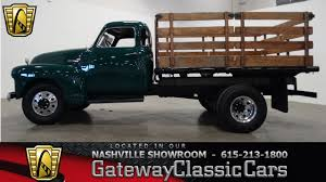 1948 Chevrolet 3800 Stakebed - Gateway Classic Cars of Nashville ...