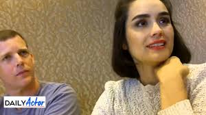 interview wayward pines stars tim griffin and shannyn sossamon interview wayward pines stars tim griffin and shannyn sossamon on the show their characters and more daily actor