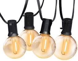 svater led outdoor string lights