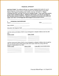 Sample Immigration Letter Of Support For A Family Member 5 6 Support