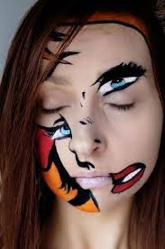 cute and scary witch makeup ideas