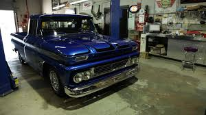 Find 1962 CHEVROLET C10 PICKUP Counting Cars '62 Chevy C10 Wheels ...