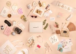 It's the type of budget friendly project that friends can pitch in together. Christmas Competitions Day Sixteen Win A Team Hen Subscription Box Wedding Ideas Magazine