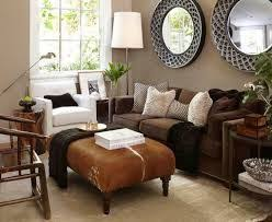 Living Room With Brown Couch - Google Search  Pinterest