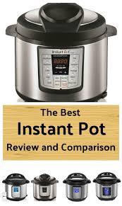 Instant Pot Comparison And Comparison Chart Instant Pot