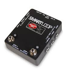 disaster area designs smartloop compact loop switcher midi