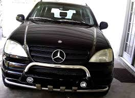 I Just Bought A Used Ml430 Brabus- Help!! - Mercedes-Benz Forum