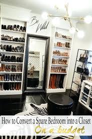 convert small bedroom into walk in closet contemporary by butler interior design