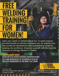 learn more about chicago women in trades willie b cochran for more than 35 years chicago women in trades cwit has fought for women s economic security by helping women prepare for nontraditional careers and