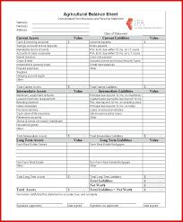 Farm Bookkeeping Spreadsheet Farm Balance Sheet Template Balkoncccoffe Com