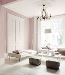 Pastel walls