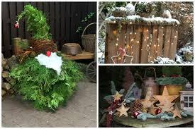 Weihnachtsdeko Für Draußen Kreative Ideen Zum Selberbasteln