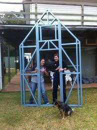 a steel framed tiny house in australia