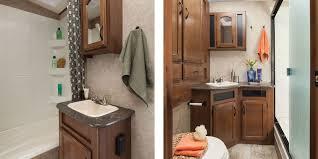 travel trailer bathtub surround ideas