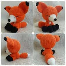 Fox Crochet Pattern Free