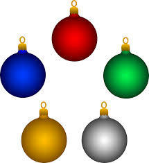christmas tree ornament clipart. With Christmas Tree Ornament Clipart WorldArtsMe